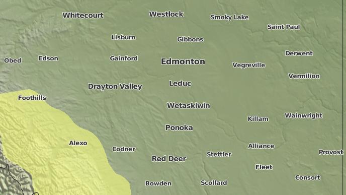 pour Wenham Valley, Alberta