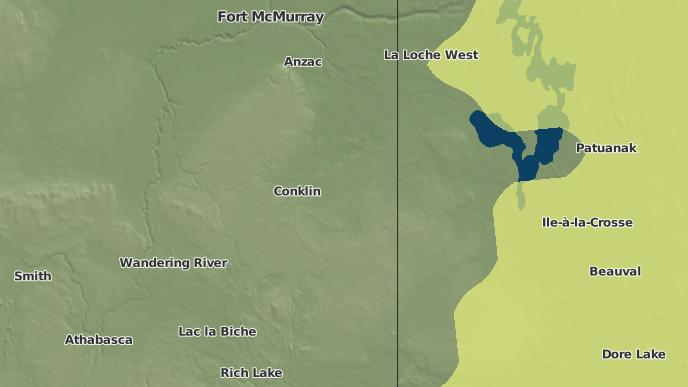 for Conklin, Alberta