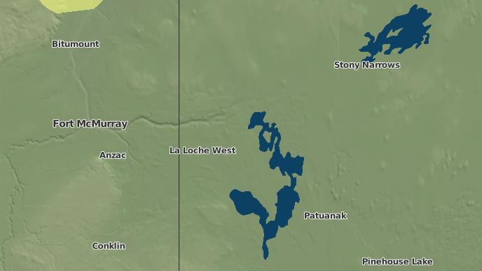 for Turnor Lake I.R. 193B, Saskatchewan