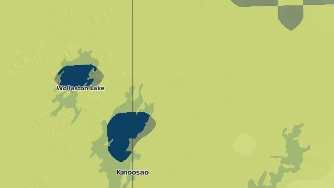 for Brochet 197, Manitoba