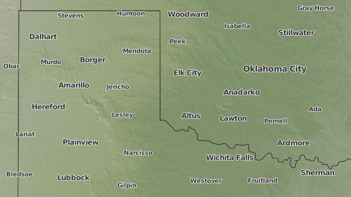 for Altus, Oklahoma