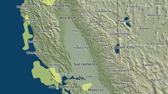 pour Alta, Californie