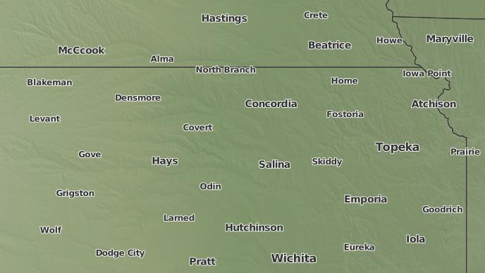 for Salina, Kansas