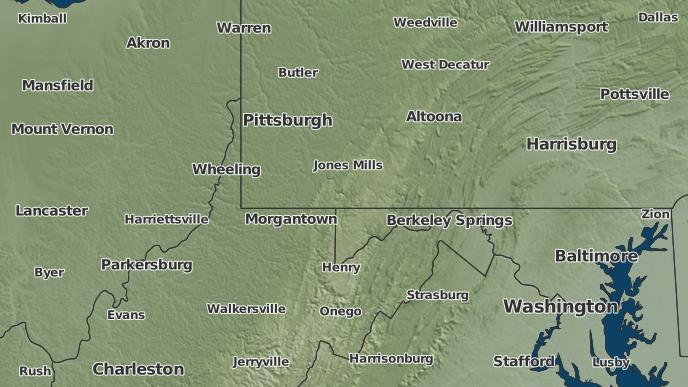 for Albright, West Virginia
