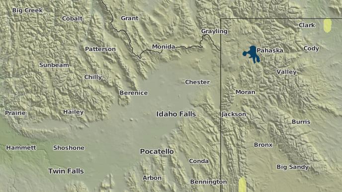 for Atomic City, Idaho