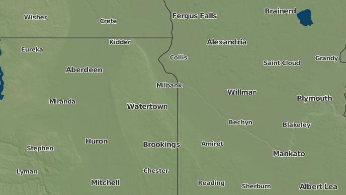 pour Altamont, Dakota du Sud