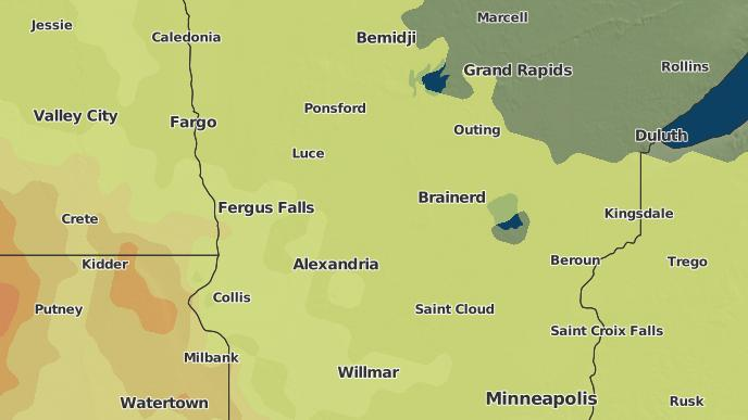 for Aldrich, Minnesota