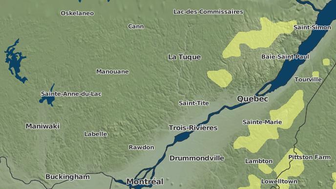 pour Hérouxville, Québec
