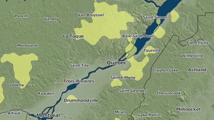 for Saint-Raymond, Quebec