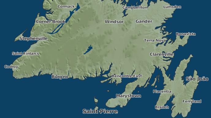 for Conne River, Newfoundland and Labrador