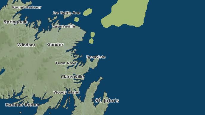 pour Duntara, Terre-Neuve-et-Labrador
