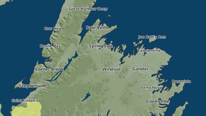 pour Grand Falls, Terre-Neuve-et-Labrador
