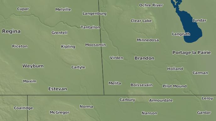 pour Virden, Manitoba