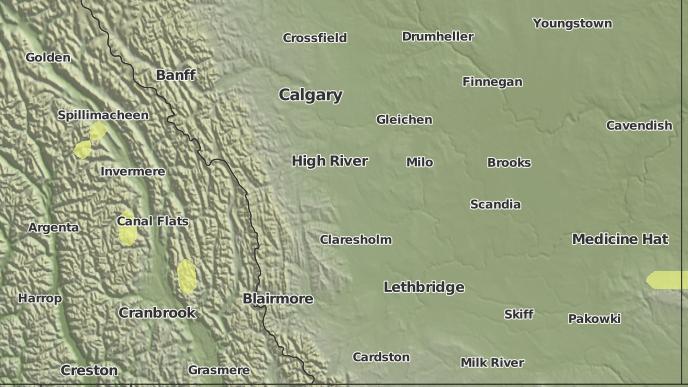 for Azure, Alberta