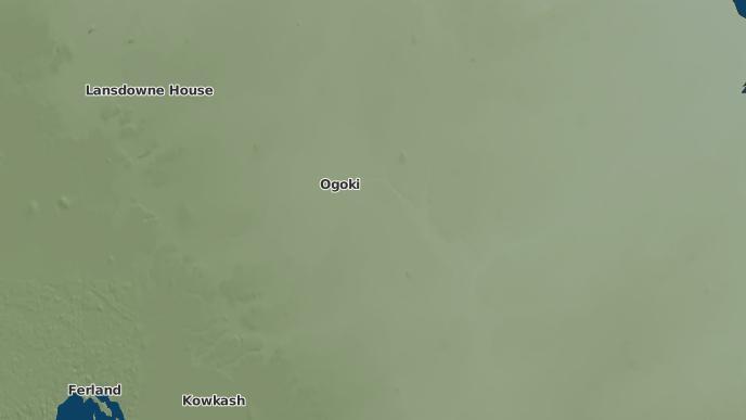 pour Ogoki, Ontario