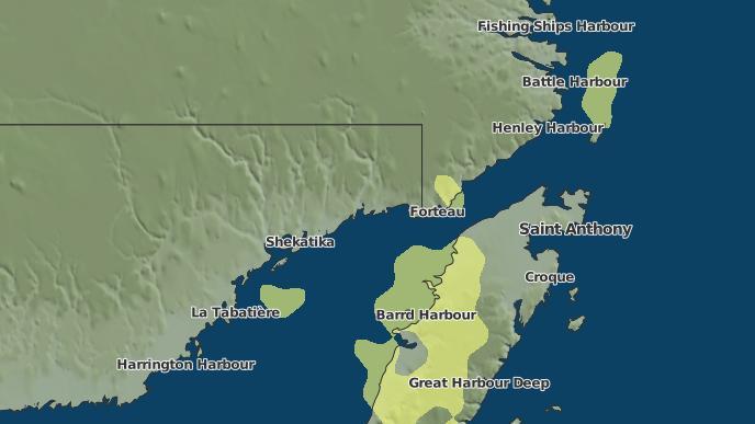 for Anchor Point, Newfoundland and Labrador