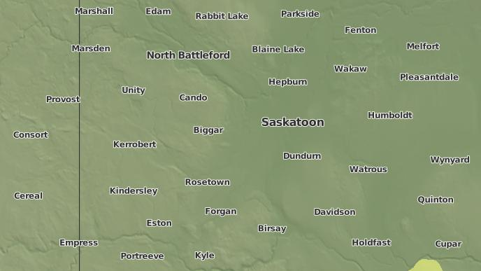 pour Valley Park, Saskatchewan