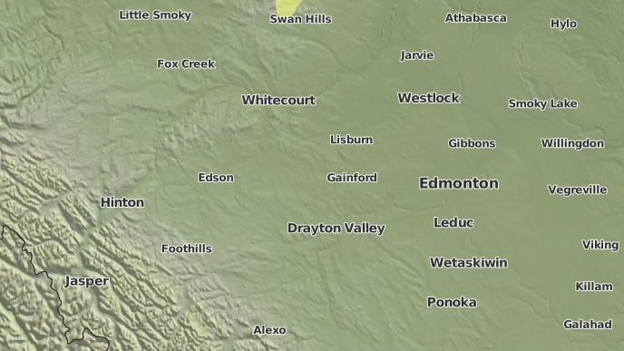 for Round Valley, Alberta