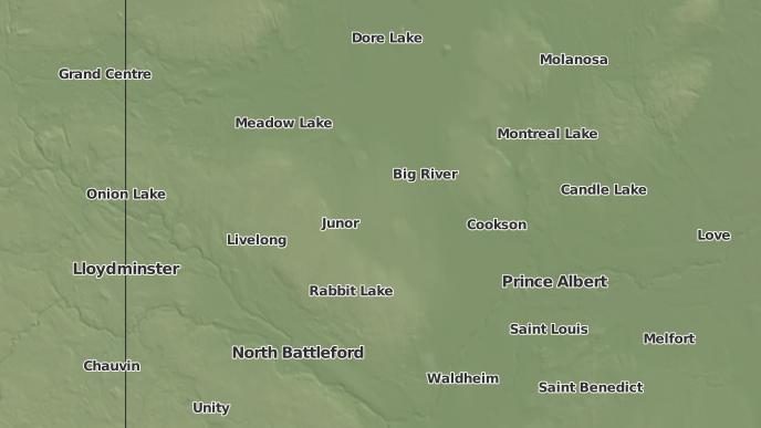 pour Pascal, Saskatchewan