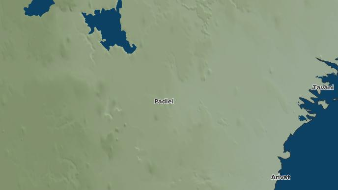 pour Padlei, Nunavut