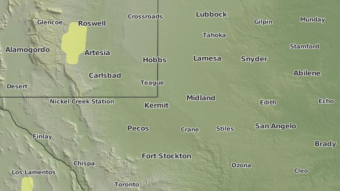 Jal New Mexico Map.3 Day Severe Weather Outlook Jal New Mexico The Weather Network
