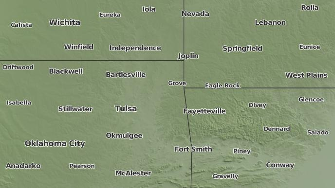 Inola Oklahoma Map.3 Day Severe Weather Outlook Inola Oklahoma The Weather Network