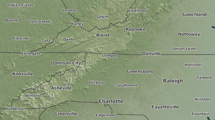 for Jefferson, North Carolina