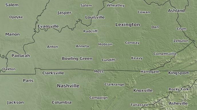 pour Arthur, Kentucky
