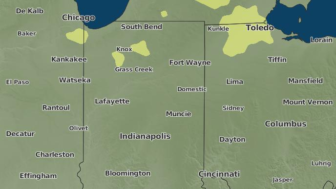 Hartford City Indiana Map.3 Day Severe Weather Outlook Hartford City Indiana The Weather