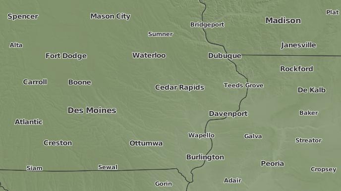Hiawatha Iowa Map.3 Day Severe Weather Outlook Hiawatha Iowa The Weather Network