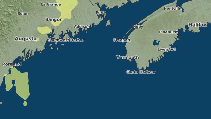 pour Port Maitland, Nouvelle-Écosse
