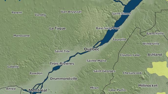 pour Bernières-Saint-Nicolas, Québec