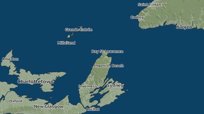 pour Dingwall, Nouvelle-Écosse