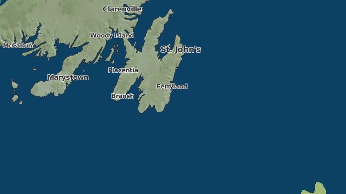for Portugal Cove South, Newfoundland and Labrador