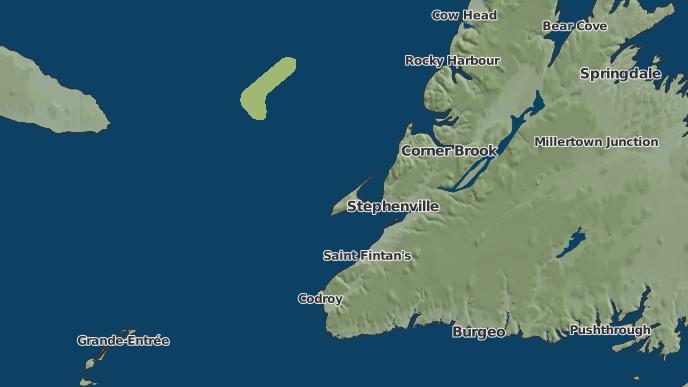 for Port au Port West-Aguathuna-Felix Cove, Newfoundland and Labrador