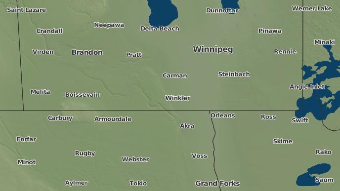 for Morden, Manitoba