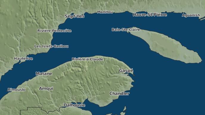 for Cloridorme, Quebec