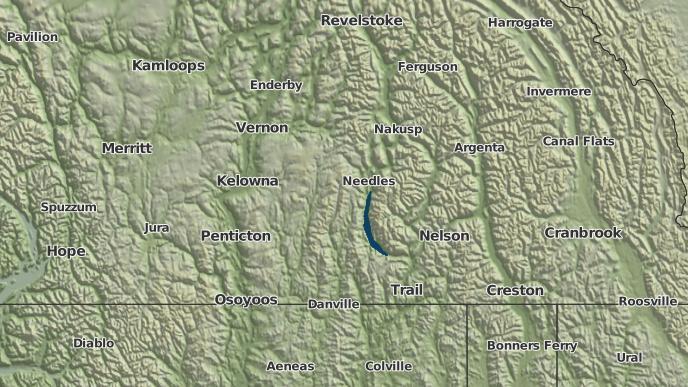 for Applegrove, British Columbia
