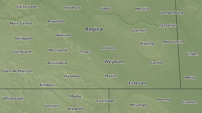 pour Avonlea, Saskatchewan