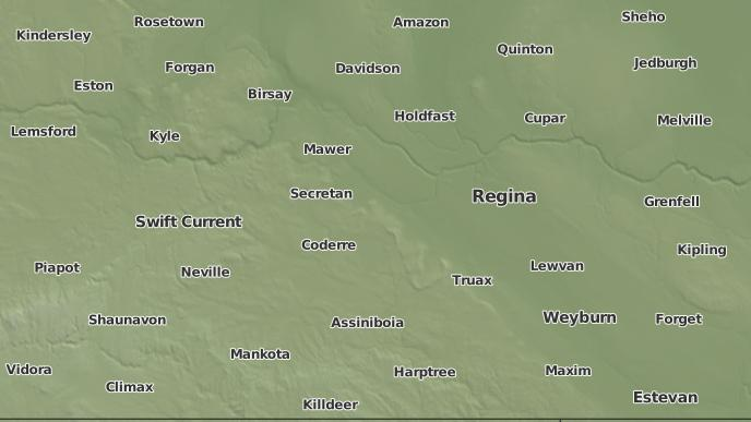 pour Archydal, Saskatchewan