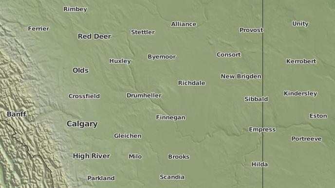 for Bonar, Alberta