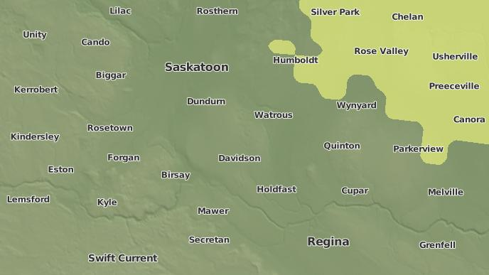 for Bladworth, Saskatchewan