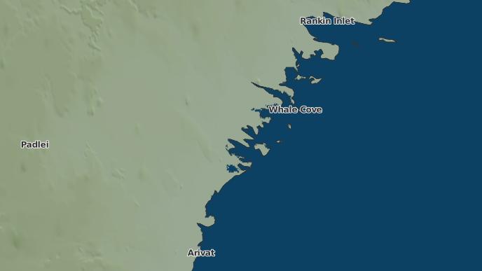 pour Tavani, Nunavut