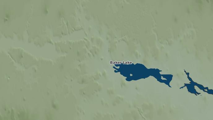 for Baker Lake, Nunavut
