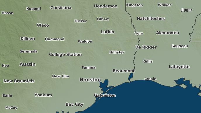 pour Ada, Texas