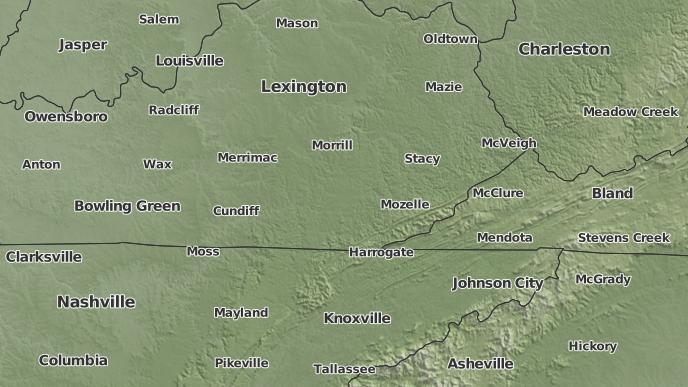 for Pineville, Kentucky