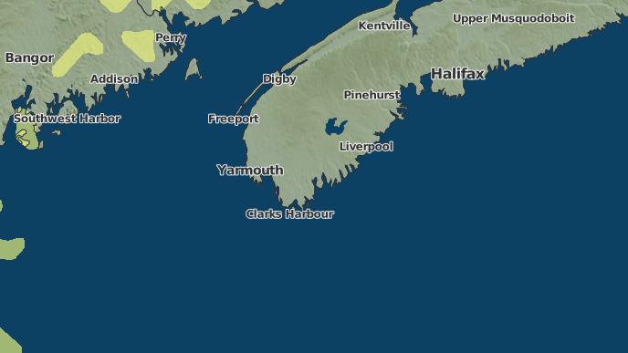 for North East Point, Nova Scotia