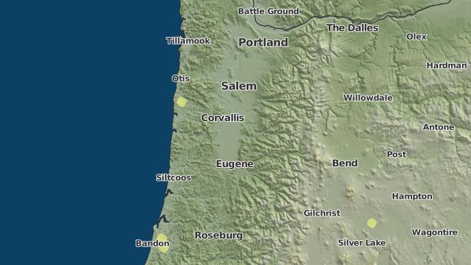 for Riverside, Oregon