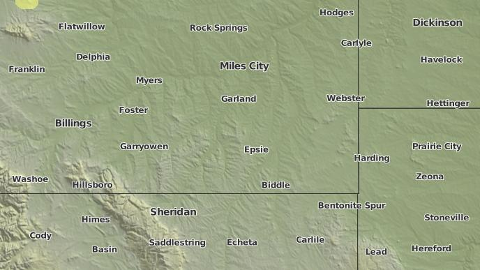 Ashland Montana Map.3 Day Severe Weather Outlook Ashland Montana The Weather Network