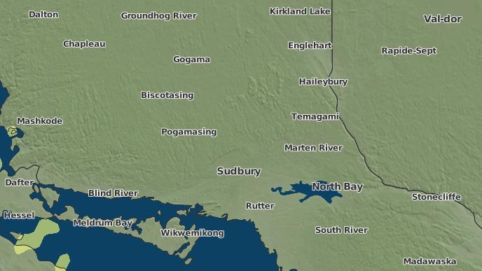 pour Azen, Ontario